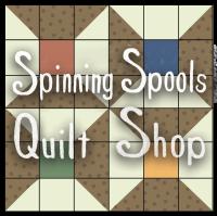 Spinning Spools New Ulm Logo